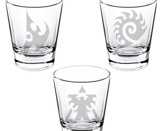 StarCraft Shot Glasses (Single)