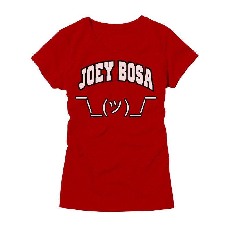 info for a96bd 06624 Womens Joey Bosa Shirt - Girls Ohio State T-Shirt - Joey Bosa Shrug Shirt -  Ladies Joey Bosa Shrug Life tshirt - Ohio State Fooball Shirt