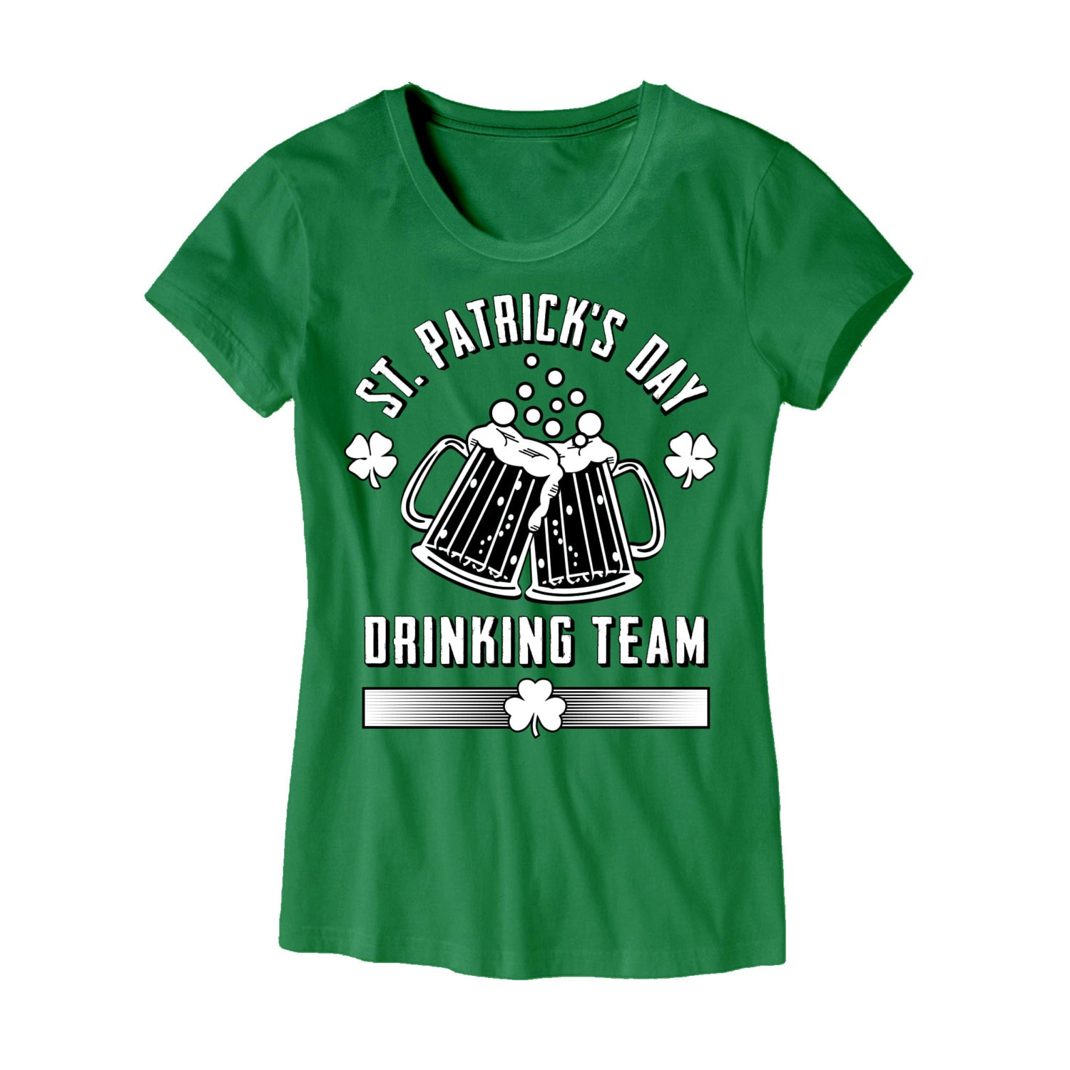 6f6574aa Womens St Patricks Day Drinking Team Shirt Funny Girls St. | Etsy