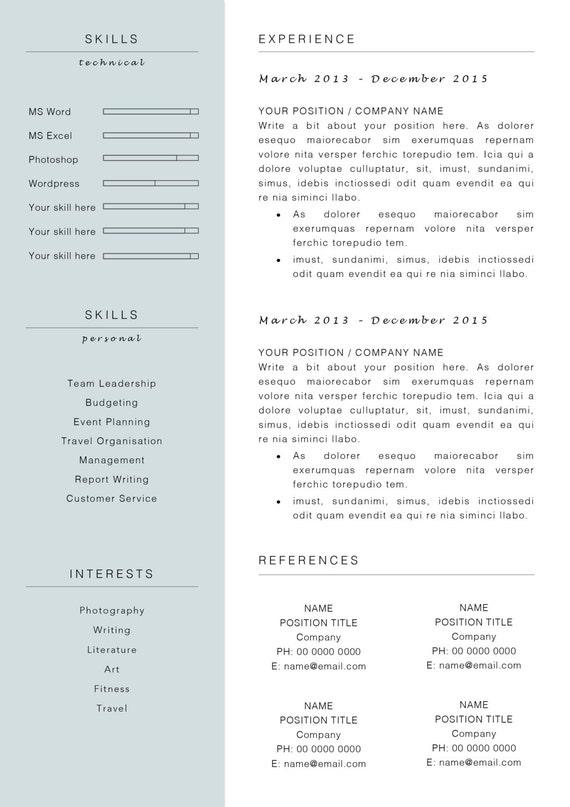 Modèle De Cv Et Lettre De Motivation Curriculum Vitae Professionnel Microsoft Word Modèle De Cv Conception De Curriculum Vitae