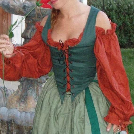 Peasant shirt Fairy Cosplay LARP Renaissance