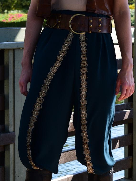Far East Pirate pants