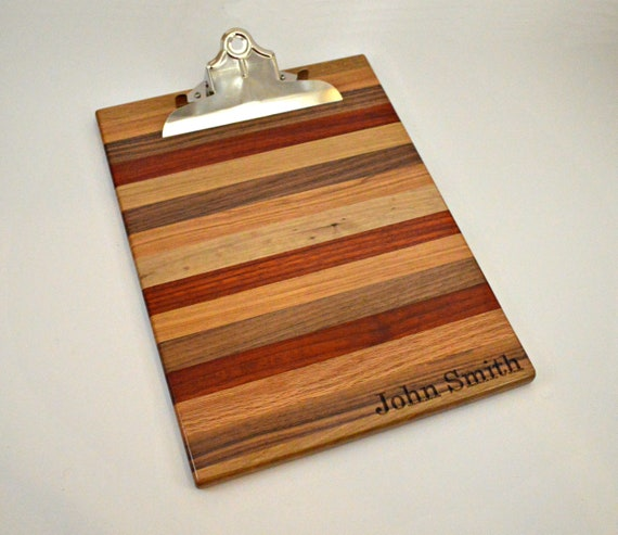 wood clipboard wooden clipboard clipboard clipboards wood etsy