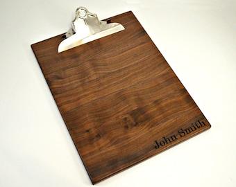Wooden Clipboard, Clipboard, Wood Clipboard, Clipboards, Clipboard Wood, Clipboard Wooden, Clip Board, Wood Clip Board, Mens Gift