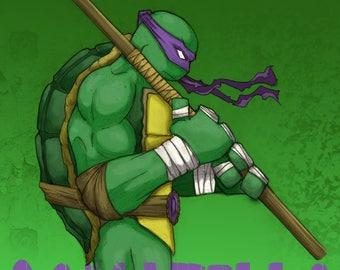 Donatello poster