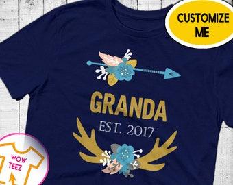 Father's Day Shirt Granda Shirt Granda Gifts Father's Day Fathers Day Granda Gifts for Dad Gifts for Granda Granda 2017 Granda
