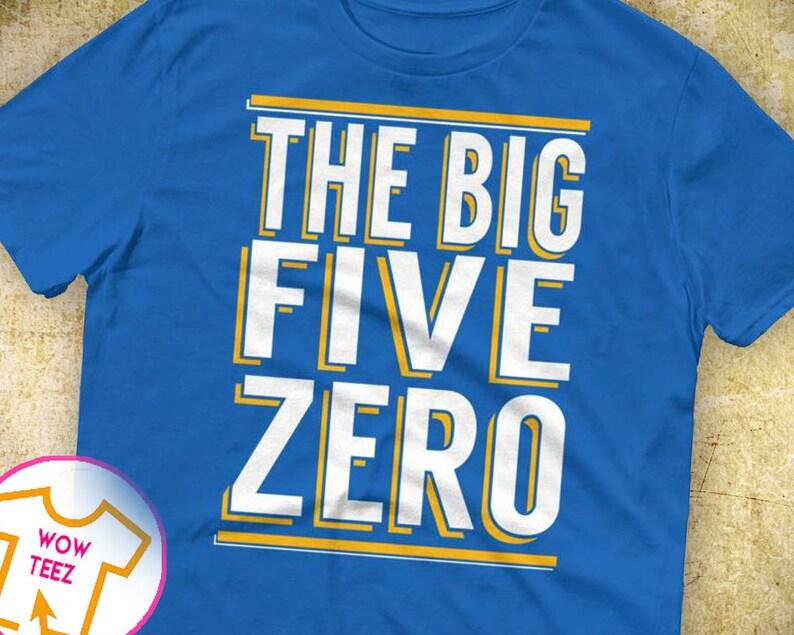 591ebaf9f31 The Big Five Zero Shirt 50th Birthday TShirt Funny 50th Gift
