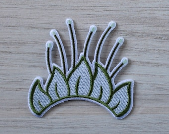 ADULT TIANA INSPIRED sew on patch