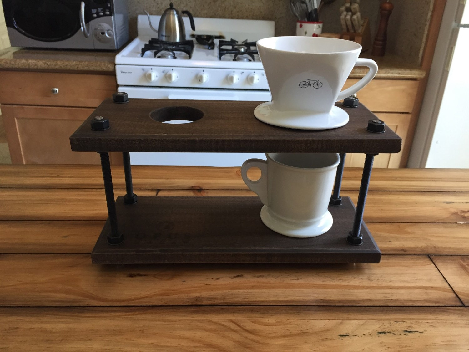 80b75b7cf9c Pour Over Coffee Dripper Stand Industrial