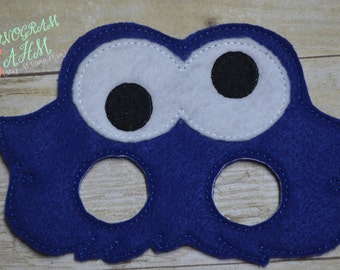 Cookie Monster Mask