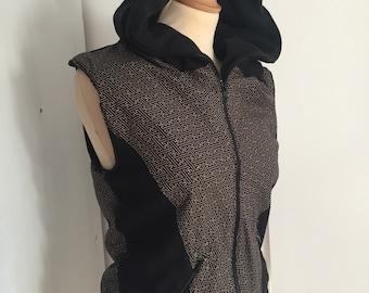 Custom Sayagata sleeveless jacket