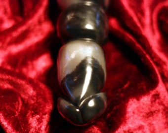 "XXL STONE DILDO 'Hercules' custom one-of-a-kind Sex Toy, 24 cm (9.4"") lenght with different diameters!, handcarved mature erotic art massage"