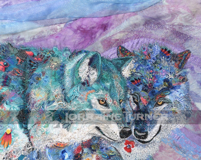 Wolves Whispering in the Wind image 0