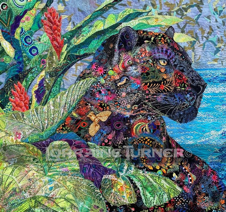 Black Panther Giclée image 0
