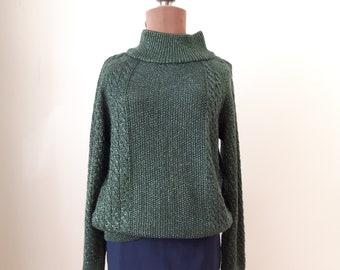 Shimmer Sweater Etsy