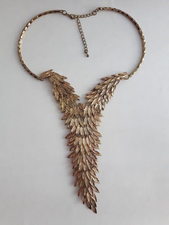 Unique Necklaces,Gold Chains, Costume Jewelry, Vin