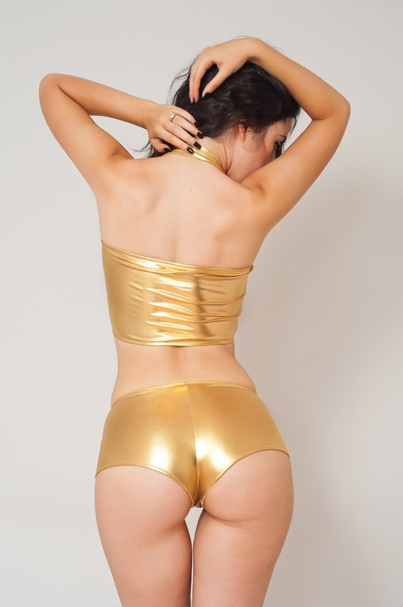 Hot spandex booty