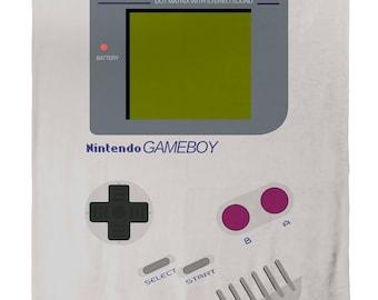 GameBoy - Throw Blanket