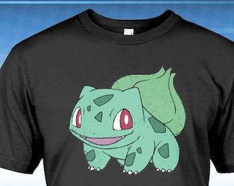 d0161f07 Bulbasaur Unisex T-Shirt - Any Color Shirt Available