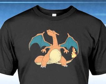 b7c1c5da Charizard Unisex T-Shirt - Any Color Shirt Available