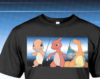 031690b24 Fire Starter Pokemon Unisex T-Shirt - Any Color Shirt Available