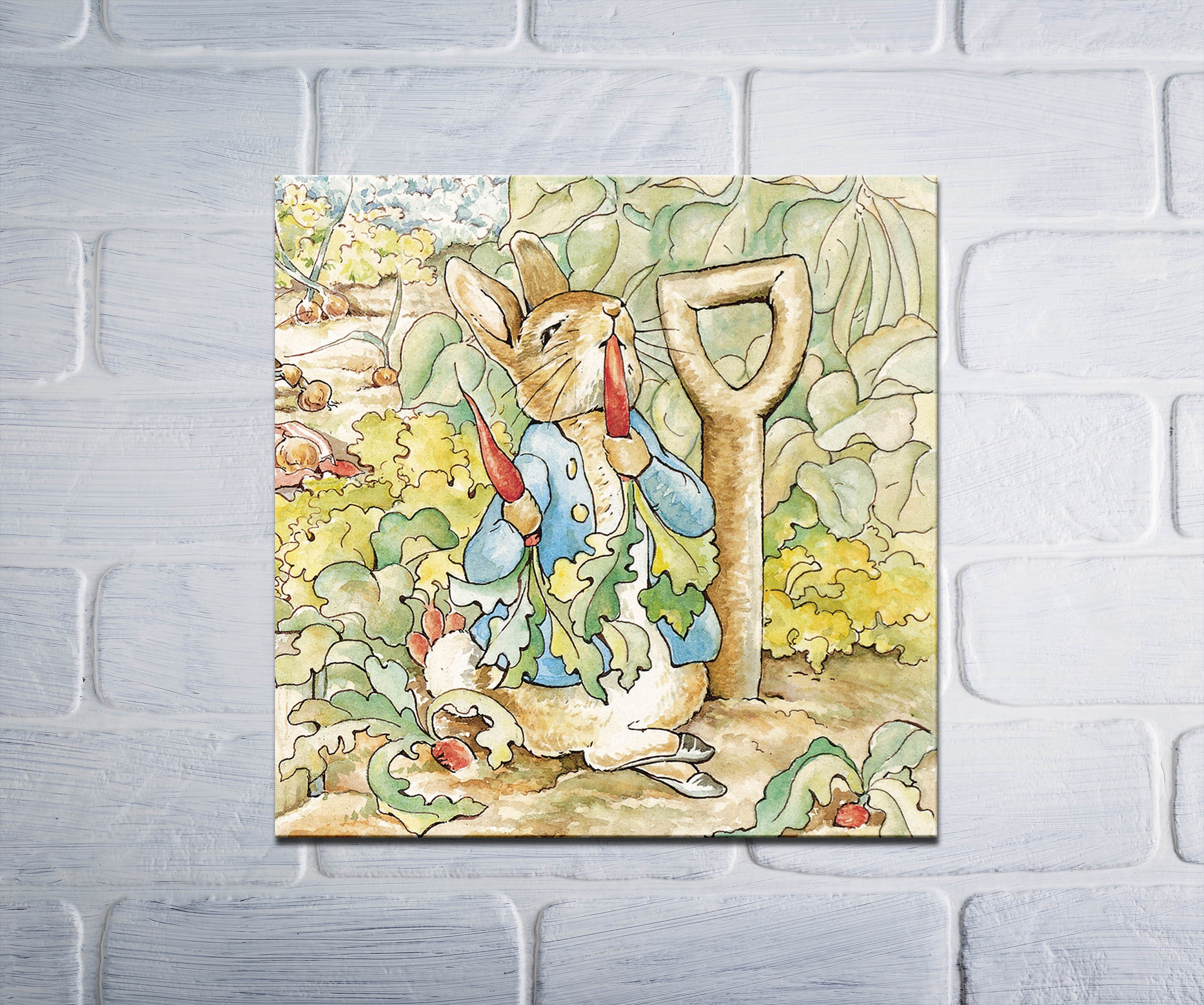 Beatrix Potter Character Print Canvases - Canvas Wrap Print