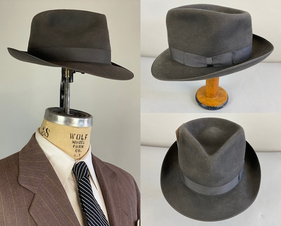 """1950s Classic Carl Fedora 