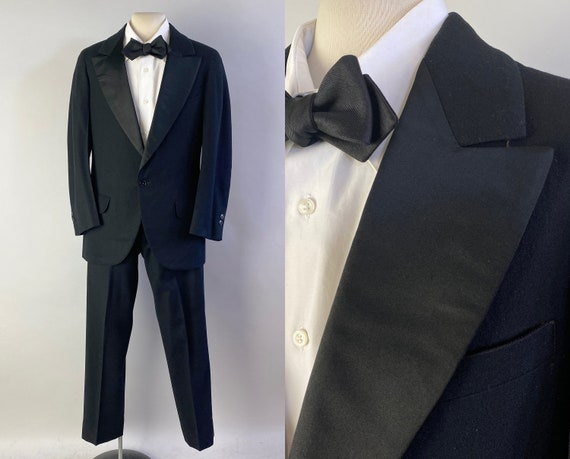 """1930s Swank Frank Tuxedo 