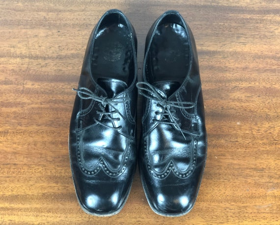 """Vintage 1960s Men's Shoes 