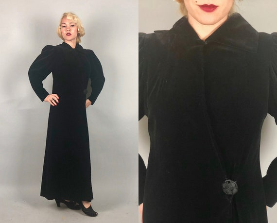 """1930s Opera Coat 