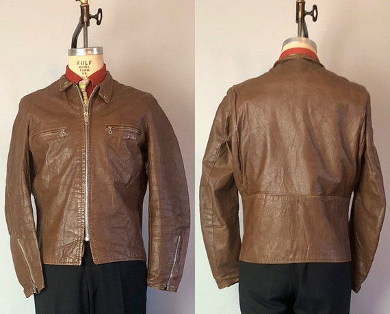 """1940s Cafe Racer  