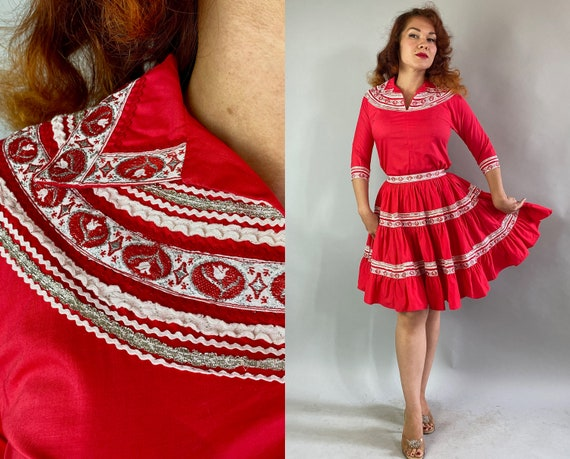 """1950s """"Jeanette's"""" Jazzy Patio Set 