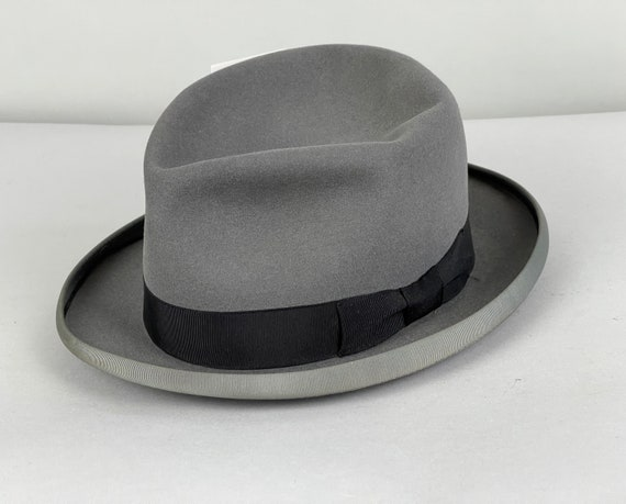 """1950s Feisty Fred Fedora 