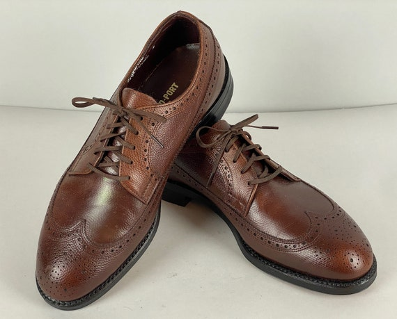 """1950s """"Foot-So-Port"""" Mens Shoes 