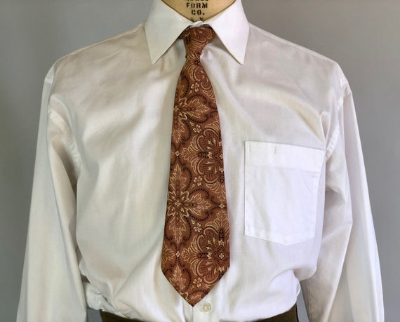 """Vintage 1930s Mens Necktie 