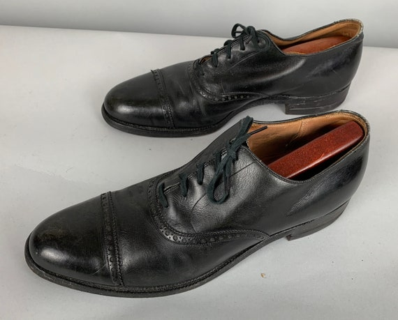"""1940s Gentleman's Shoes 