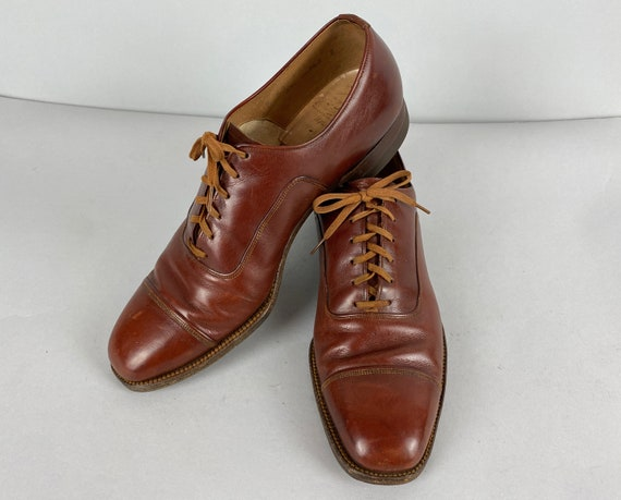 "1940s ""Robert Johnson & Rand"" Shoes 