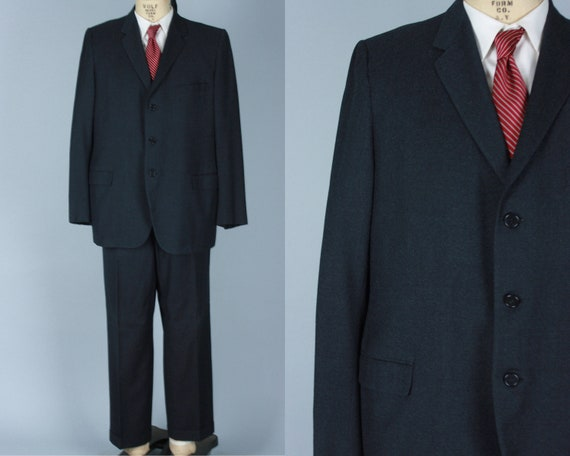 """1960s Men's Suit Dated 1962! 