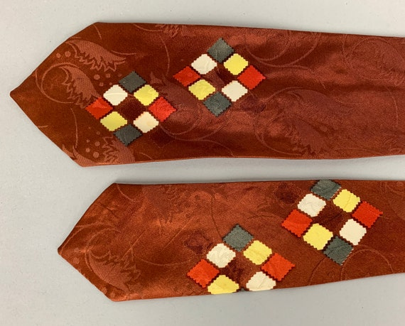 """1950s Dandy Dave Necktie 