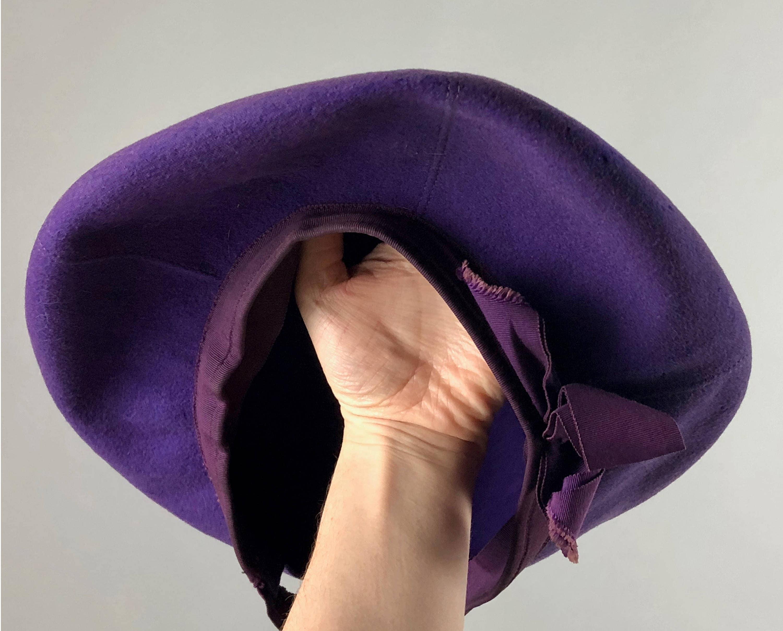 Vintage 1930s 1940s Hat  57426d49d709