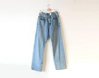 LEVIS JEANS  // Size 32 x 36 // Levis Jeans // 90s Levis // Levis Jeans // Levis Dry Goods // Levis Jeans // Size 32 Jeans // 32 x 36 // 90s