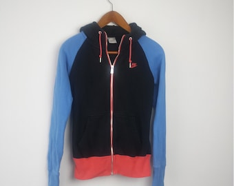 472d84d3b Bright colored Nike Hoodie. Double lined hoodie. This is a size small and  in nice condition.