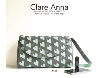 Clare Anna Purse Pattern