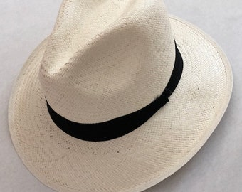 14a827fe87b Panama Hat Handmade In Colombia - Original - Infants - New- Boys   Girls 6  to 12years