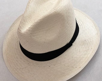 820c541a14c Panama Hat Handmade In Colombia - Original - All Sizes - New- Unisex.