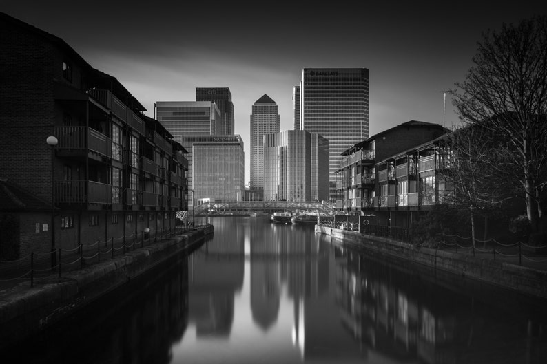London Fine Art Photo Print: Standing Tall The City of image 0