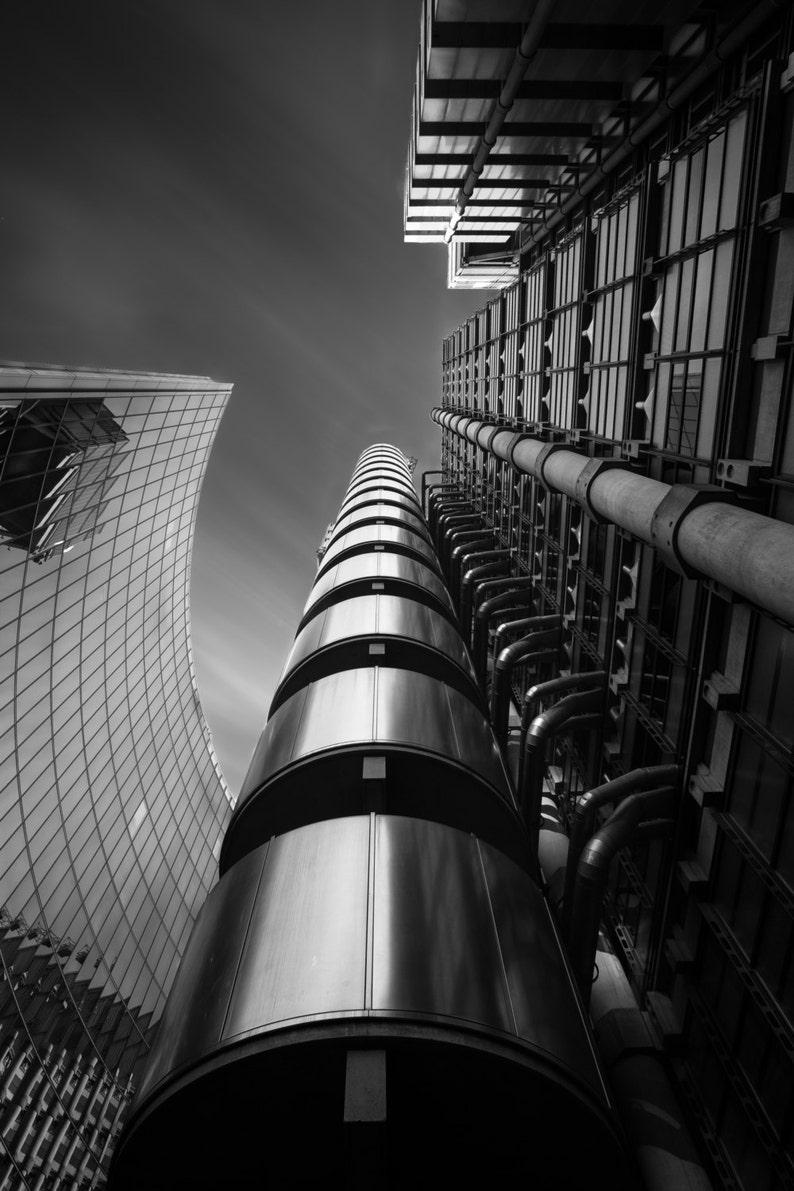 London Fine Art Photo Print: Jack And The Metal Beanstalk The image 0