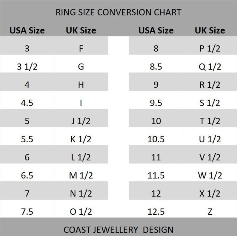 Garnet Ring | January Birthstone 925 Sterling Silver Ring