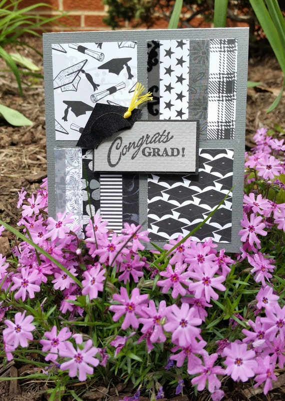 items similar to graduation gift card holder handmade