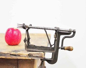 1890 apple core peeler manual